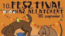 Fesztivál Plakát 2012. okés